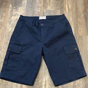 Lambretta cute navy shorts